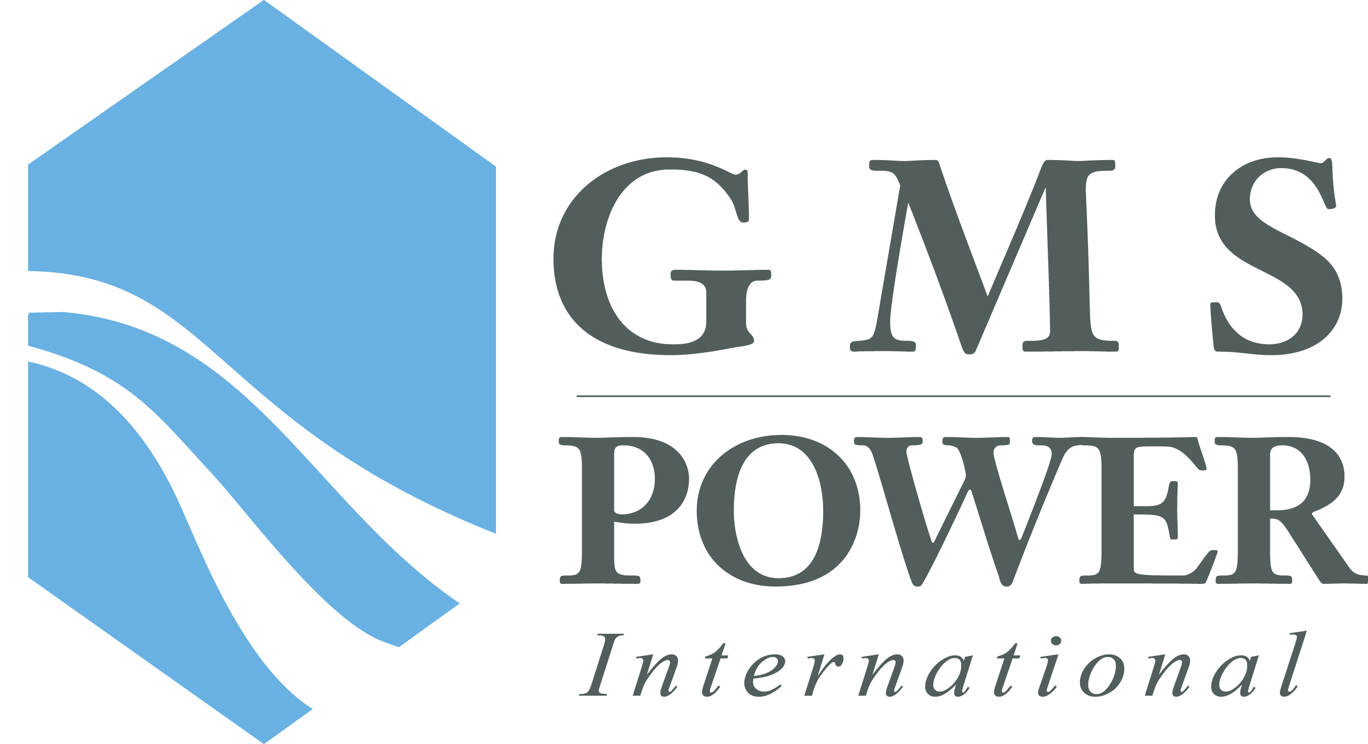 GMS Power International Logo